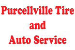PURCELLVILLE TIRE AND AUTO SERVICE logo