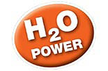 H2O POWERWASH logo