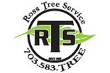 ROSS TREE SERVICE logo