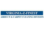 Z FINEST CARPET/AIR DUCT logo