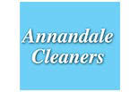 ANNANDALE CLEANERS logo