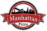 MANHATTAN PIZZA-ASHBURN logo