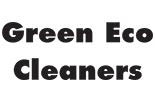 GREEN ECO CLEANERS logo