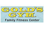 GOLD'S GYM ASHBURN logo