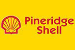 PINERIDGE SHELL logo