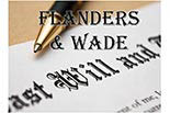 FLANDERS AND WADE logo