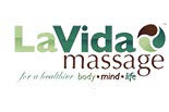 LaVida Massage of Gainesville, VA logo