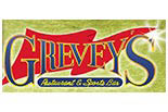 GREVEY'S RESTAURANT & SPORTS BAR* logo