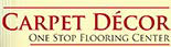 CARPET DECOR logo