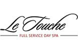 LE TOUCHE DAY SPA logo