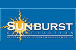 Sunburst Construction - Decks & Patios logo