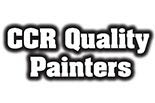 CCR QUALITY PAINTERS logo