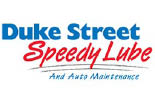 DUKE STREET SPEEDY LUBE logo