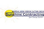 SUNSHINE CONTRACTING* logo
