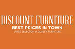 DISCOUNT FURNITURE logo