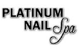 PLATINUM NAIL SPA logo