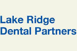 LAKE RIDGE DENTAL PARTNERS logo
