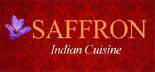 SAFFRON FINE INDIAN CUISINE logo