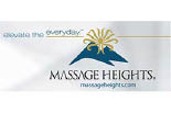 MASSAGE HEIGHTS - LAKE RIDGE logo