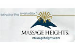 MASSAGE HEIGHTS - IDYLWOOD logo