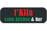 T'KILA LATIN KITCHEN logo