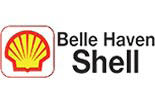BELLE HAVEN SHELL logo