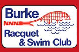BURKE RACQUET AND SWIM CLUB logo