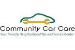 COMMUNITY CAR CARE logo