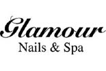 GLAMOUR NAILS & SPA logo