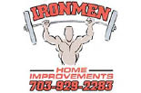 IRONMEN HOME IMPROVEMENTS logo