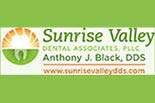 SUNRISE VALLEY DENTAL logo