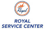 ROYAL SERVICE CENTER logo