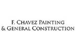 F. CHAVEZ PAINTING AND GENERAL CONTRACTOR logo