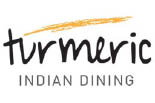 TURMERIC INDIAN DINING logo