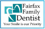 FAIRFAX FAMILY DENTIST logo