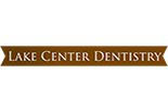 LAKE CENTER DENTISTRY logo