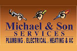 MICHAEL AND SON SERVICES logo