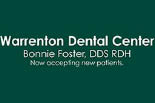 WARRENTON DENTAL CENTER logo