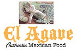 EL AGAVE AUTHENTIC MEXICAN FOOD logo