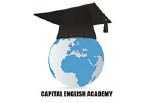 CAPITAL ENGLISH ACADEMY logo