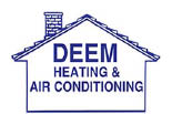 DEEM HEATING & AC INC. logo
