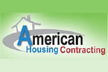 AMERICAN HOUSING CONTRACTING logo
