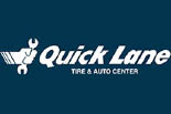 TED BRITT QUICK LANE TIRE AND AUTO CENTER logo