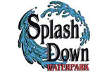 SPLASHDOWN WATERPARK logo
