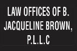 LAW OFFICES OF B. JACQUELINE BROWN, P.L.L.C logo