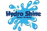 HYDRO SHINE PRESSURE WASHING logo