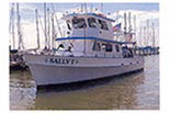 Sally T Fishing logo