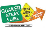 QUAKER STEAK & LUBE - MICHIGAN logo