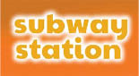 SUBWAY STATION logo