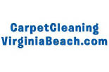 CARPET CLEANING VIRGINIA BEACH.COM logo